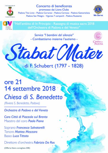 Stabat mater 2018